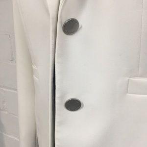 Calvin Klein Jackets & Coats - Calvin Klein 2-Button Blazer in Ivory